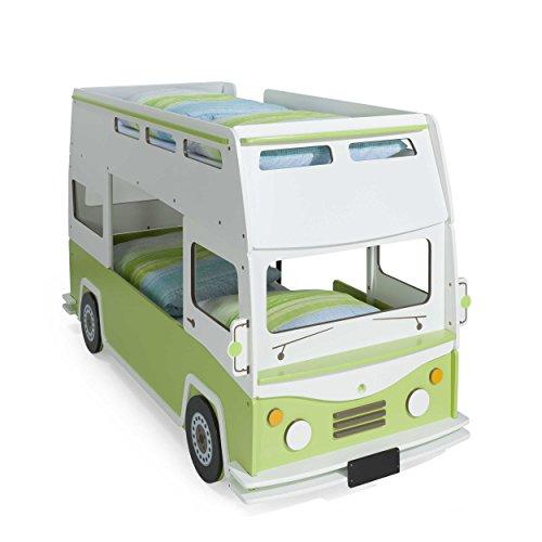 Kinderbett junge bus  Alles über Stockbett in Weiss - schnell und gut informiert ✓