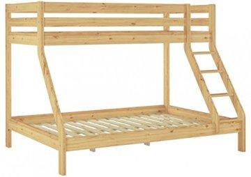 Erst-Holz Stockbett für Erwachsene