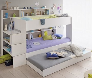 alles ber kids avenue stockbett mit treppe. Black Bedroom Furniture Sets. Home Design Ideas