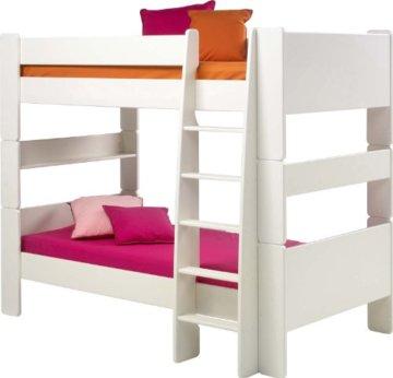 Steens Stockbett weiß - 1